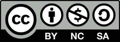 logo licence cc BY-NC-SA