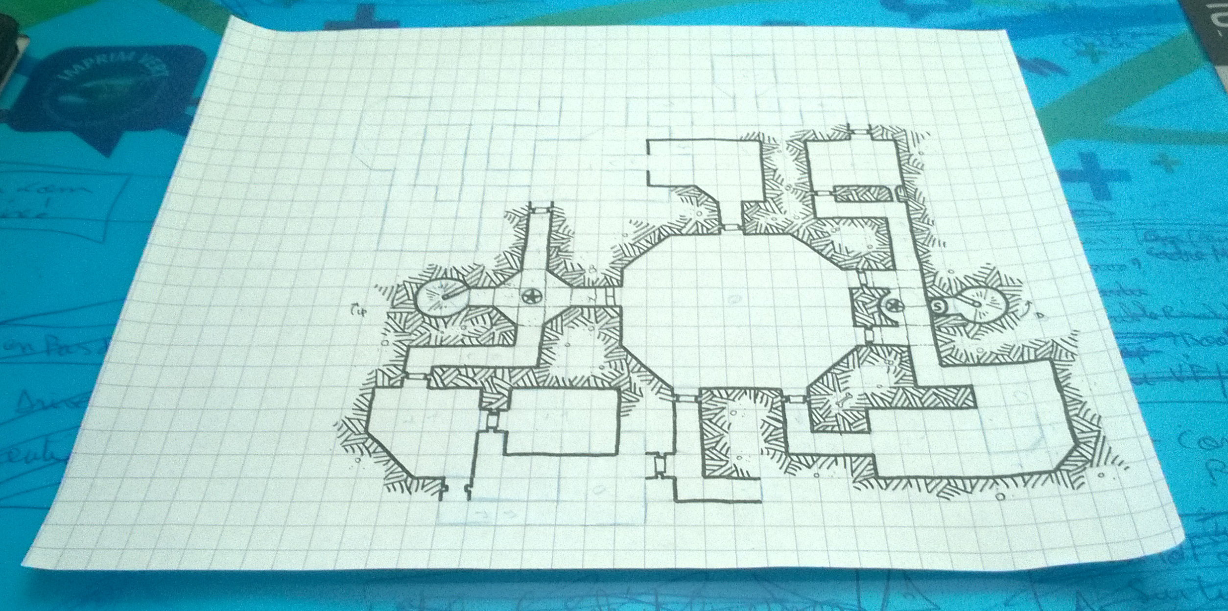 Wip modular dungeon level 29